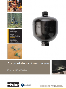 Accumulateurs à membrane