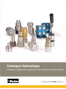 Catalogue Coupleur Hydraulique